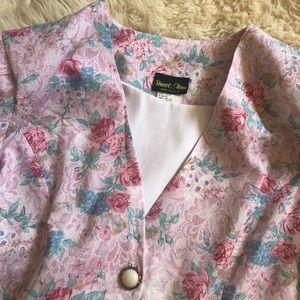 Romantic vintage blouse 🎀